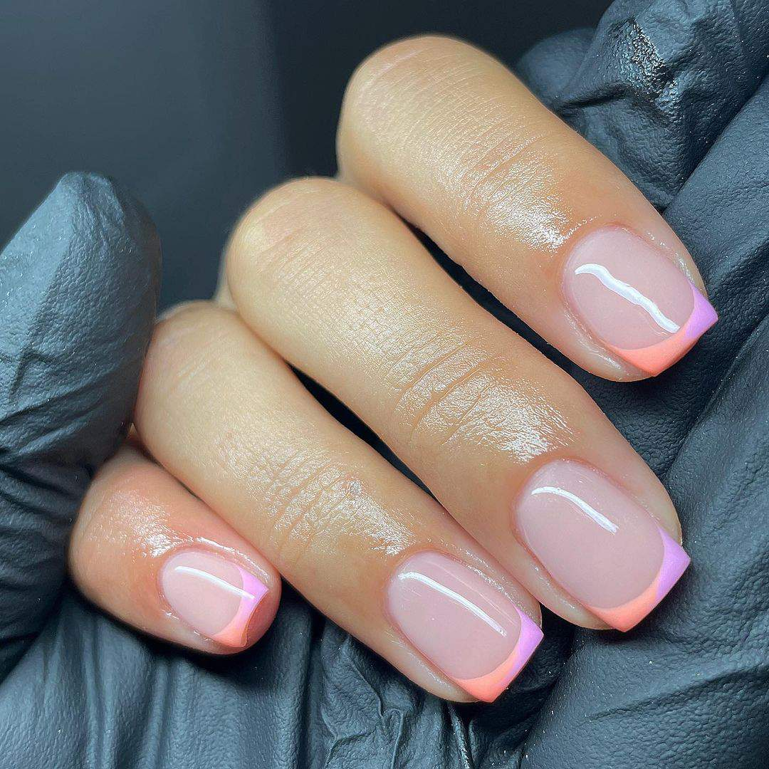 35 Cute Summer Nails To Rock For Women In 2021 images 2