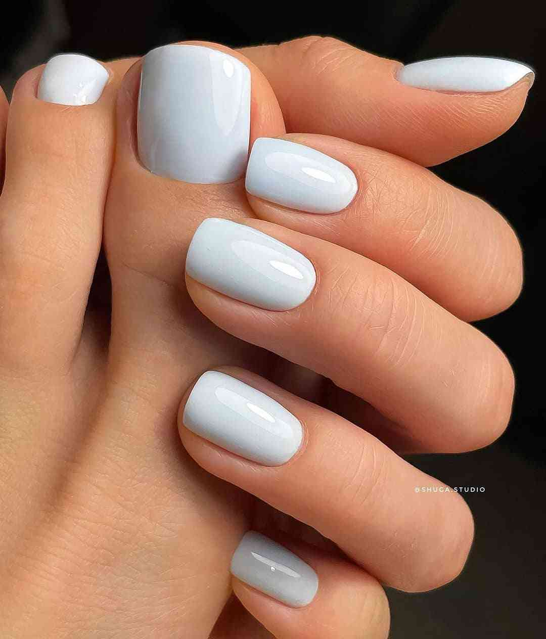 35 Cute Summer Nails To Rock For Women In 2021 images 31