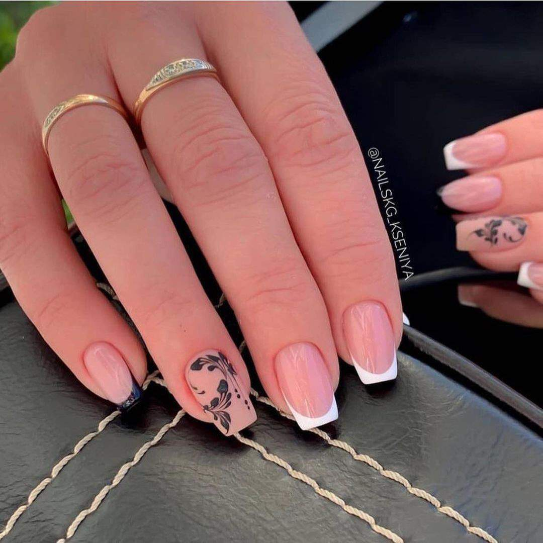 50+ Beautiful Summer Nail Designs For Women In 2021 images 2