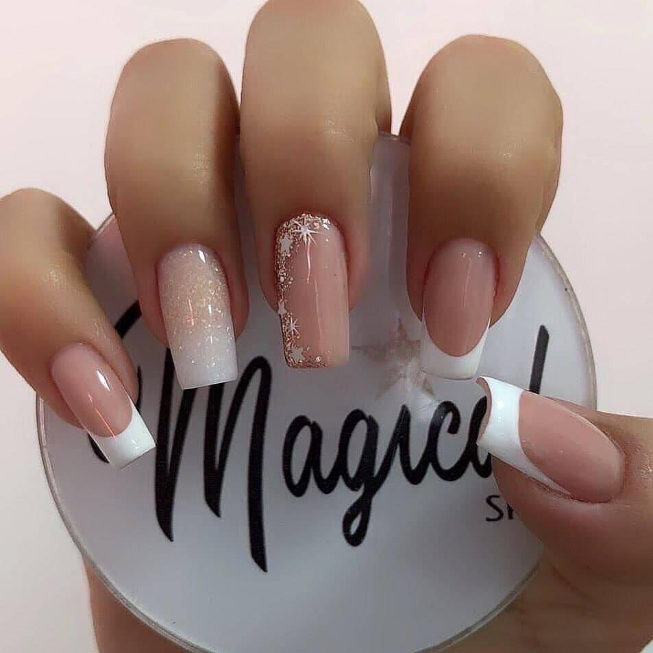50+ Beautiful Summer Nail Designs For Women In 2021 images 3