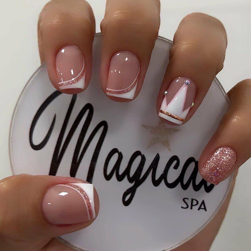 50+ Beautiful Summer Nail Designs For Women In 2021 images 5