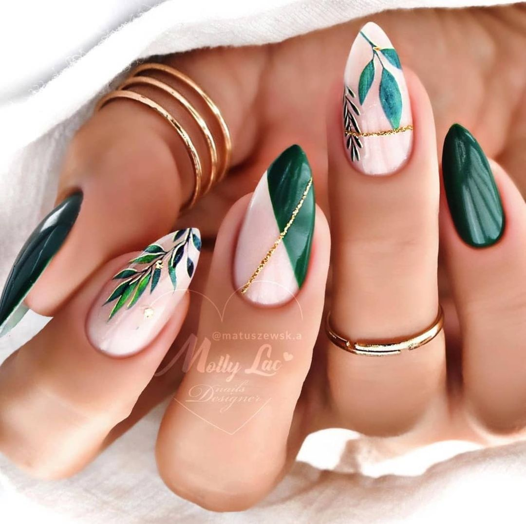 The Fall 2021 Nail Trends To Inspire Your Next Manicure images 1