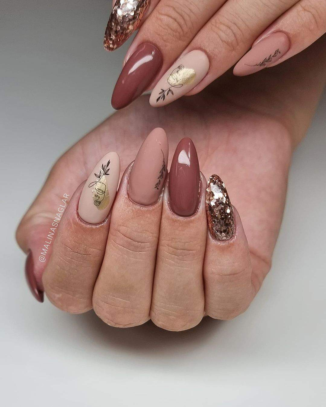The 100+ Best Nail Designs Trends And Ideas In 2021 images 83