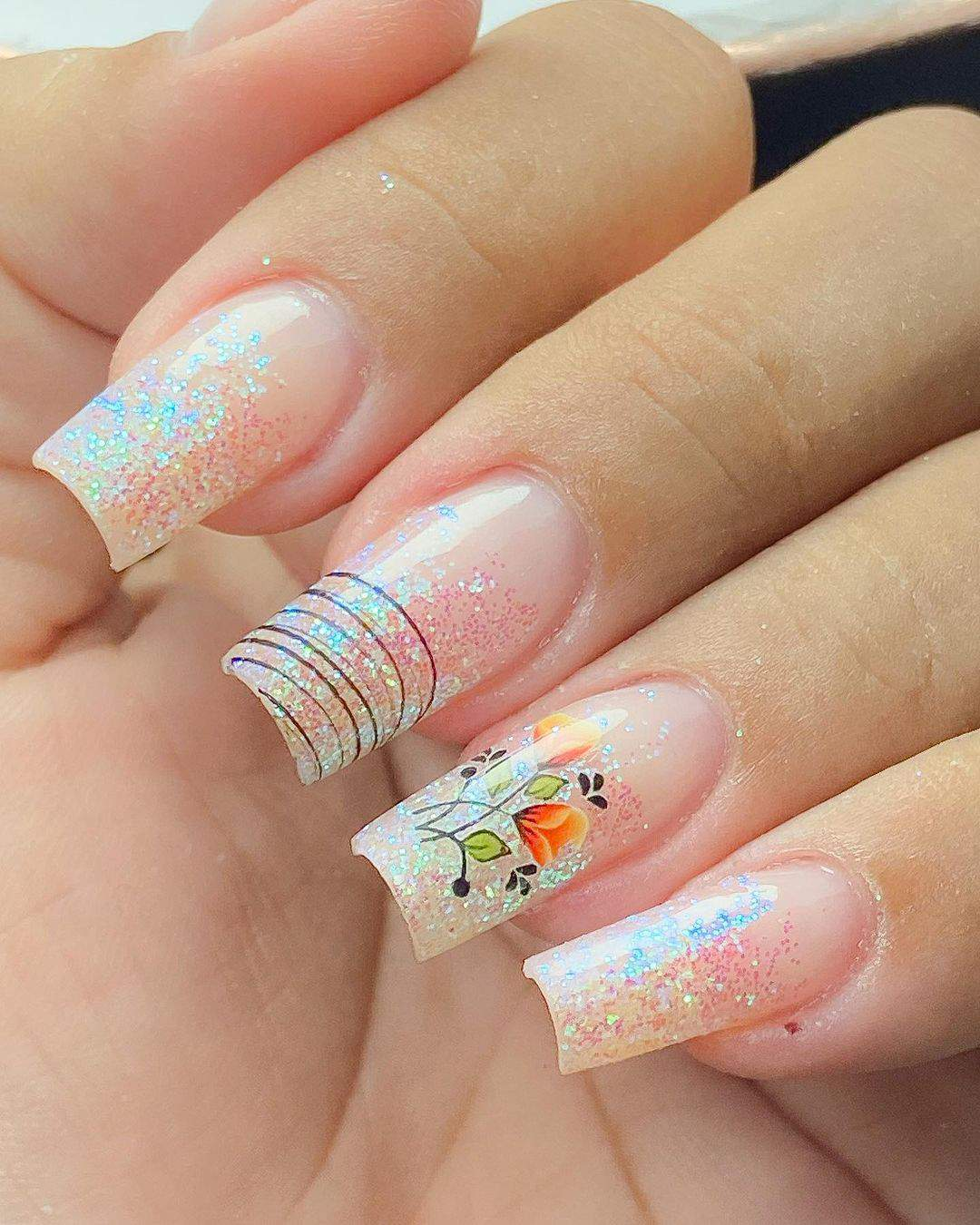 The 100+ Best Nail Designs Trends And Ideas In 2021 images 84