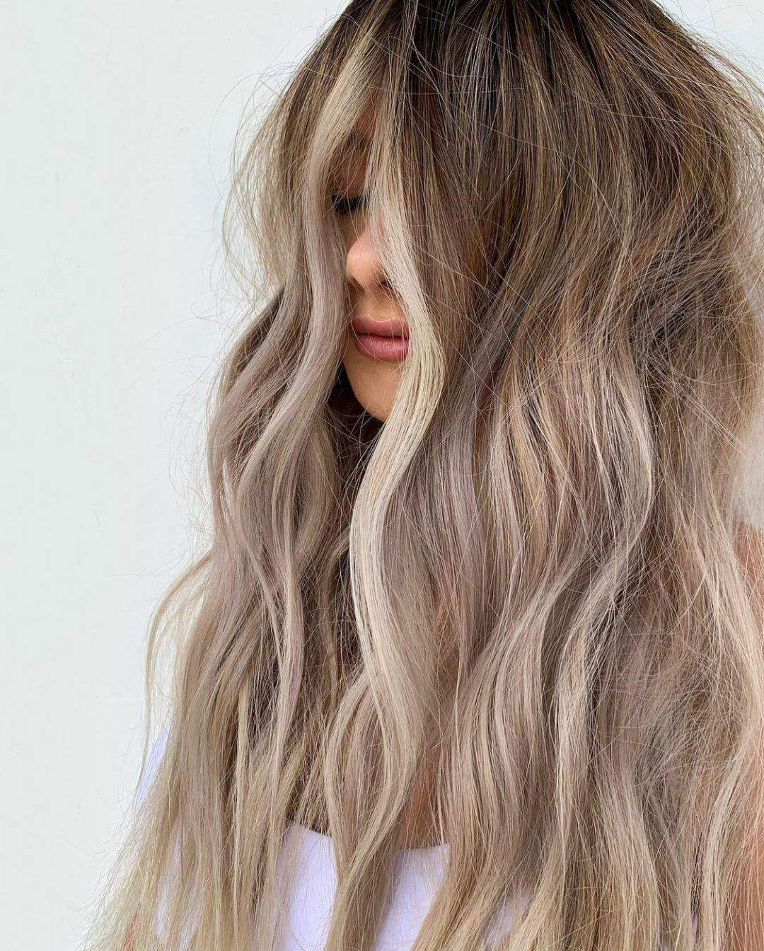 40+ Awesome Hairstyles For Girls With Long Hair images 7