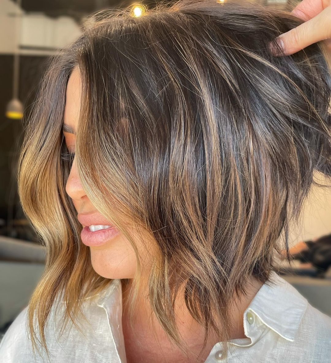 50 Awesome Long Layered Hair Ideas For 2021 images 1