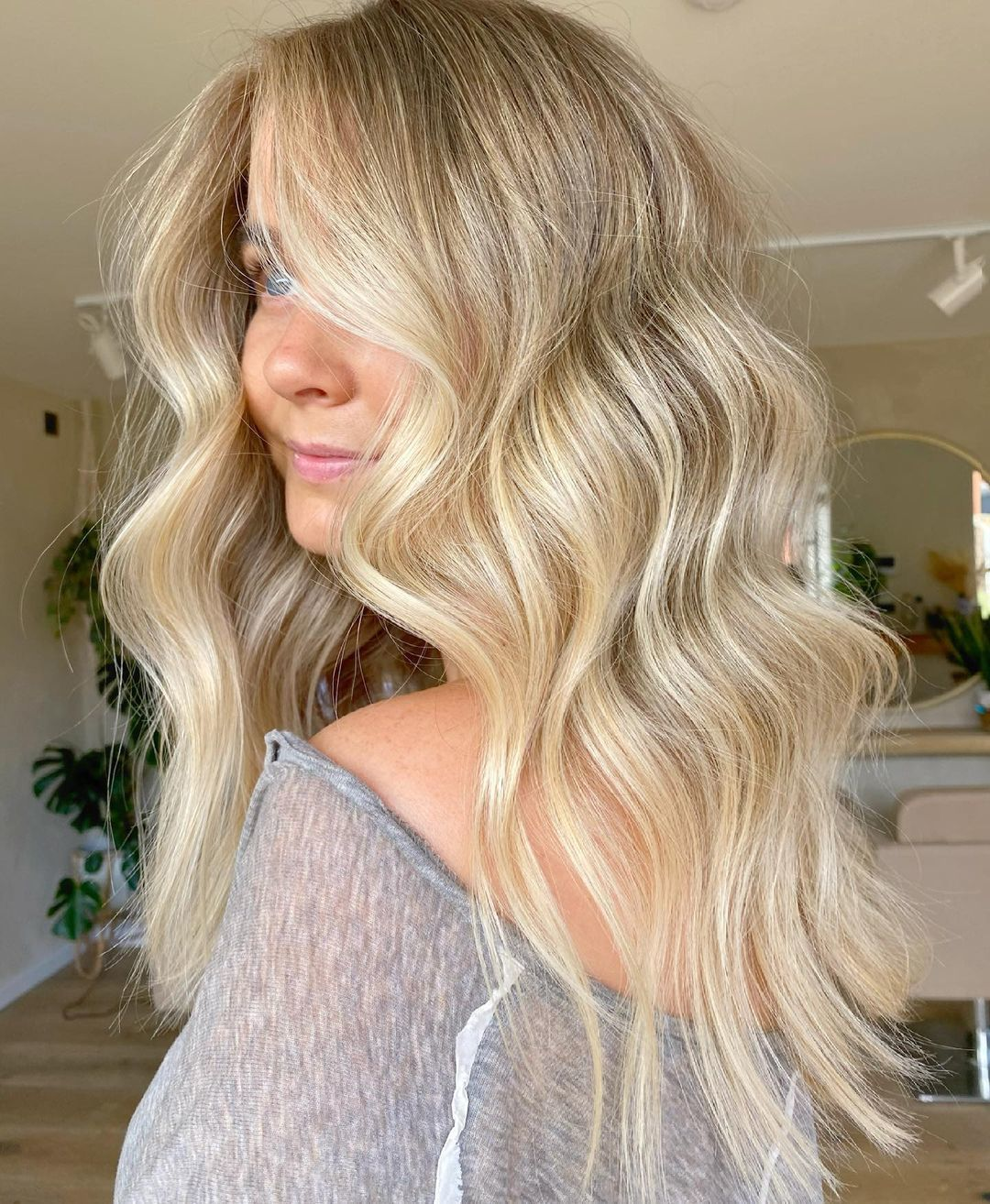 50 Awesome Long Layered Hair Ideas For 2021 images 3