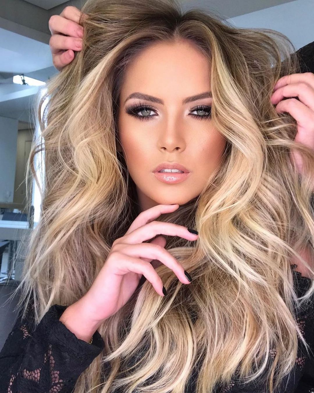 50 Awesome Long Layered Hair Ideas For 2021 images 38