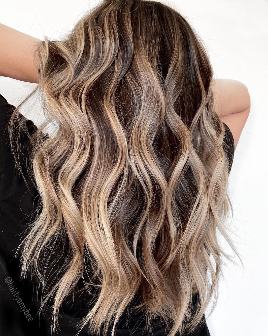 50 Awesome Long Layered Hair Ideas For 2021 images 40
