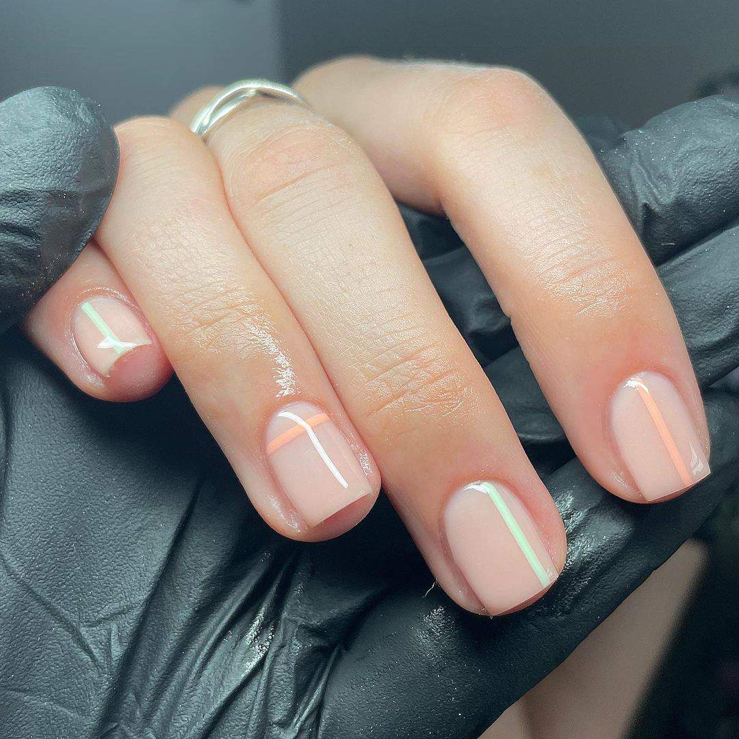 30+ Best Summer 2021 Nail Trends And Manicure Ideas images 4