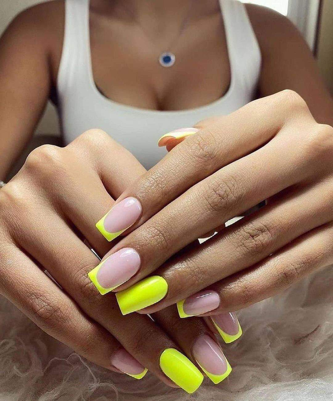30+ Best Summer 2021 Nail Trends And Manicure Ideas images 28