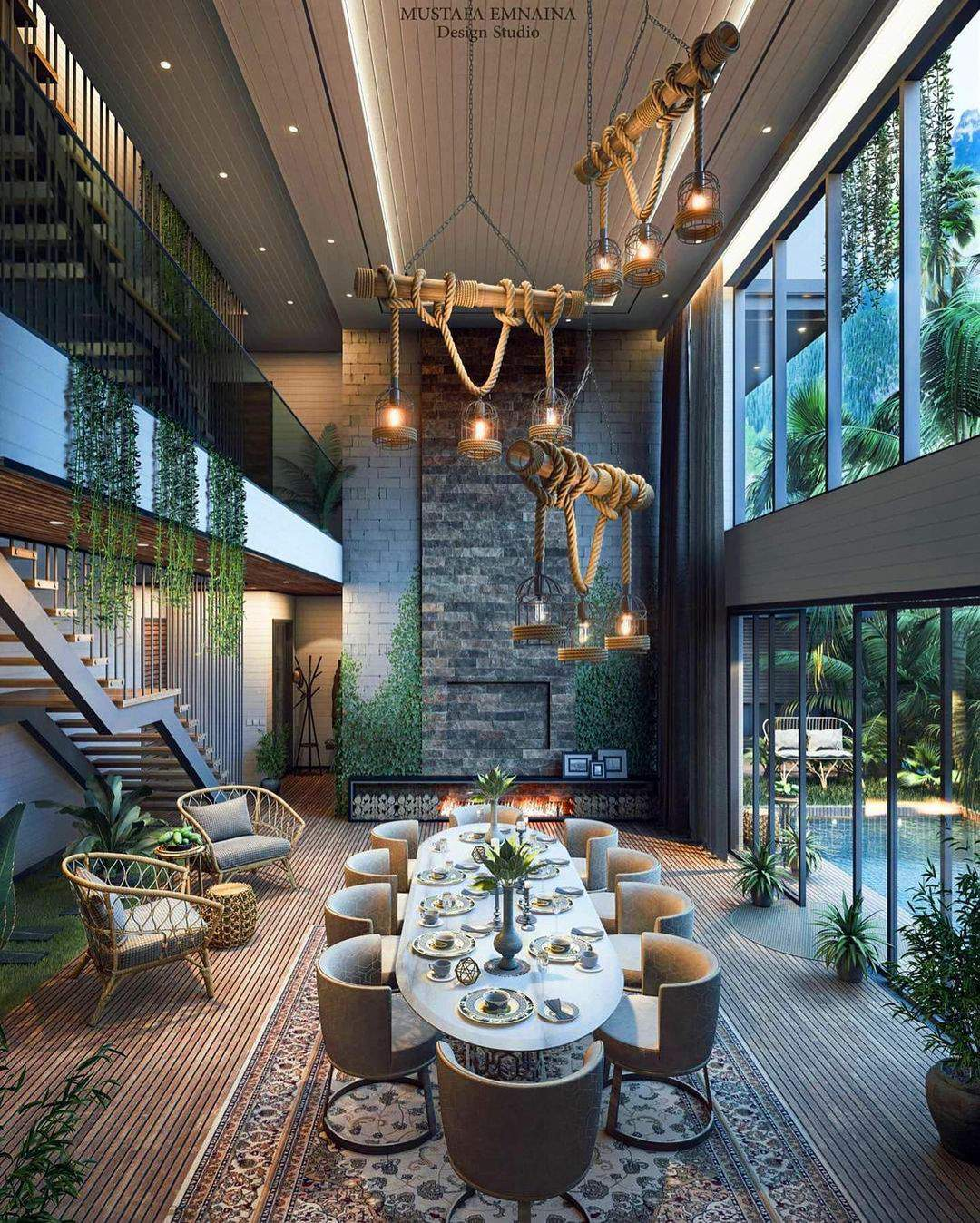 35 Beautiful Home Design Pictures & Ideas images 34