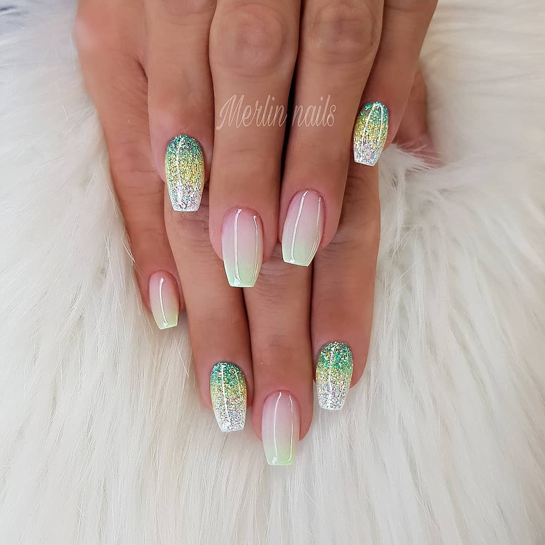25 Trending Summer Nail Colors And Designs For 2021 images 1