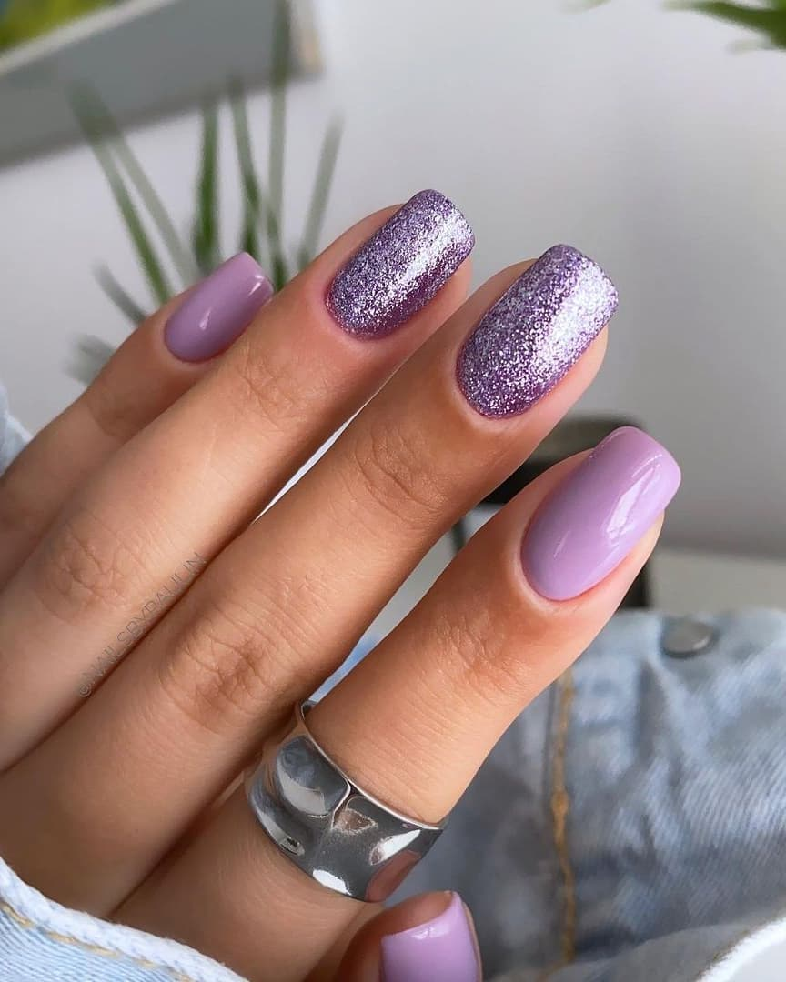 25 Trending Summer Nail Colors And Designs For 2021 images 6