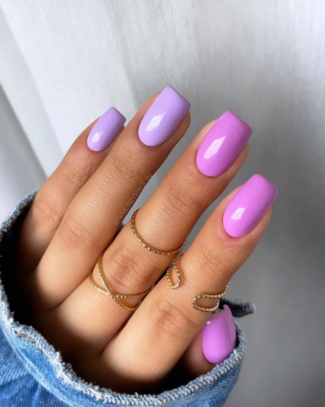 25 Trending Summer Nail Colors And Designs For 2021 images 7