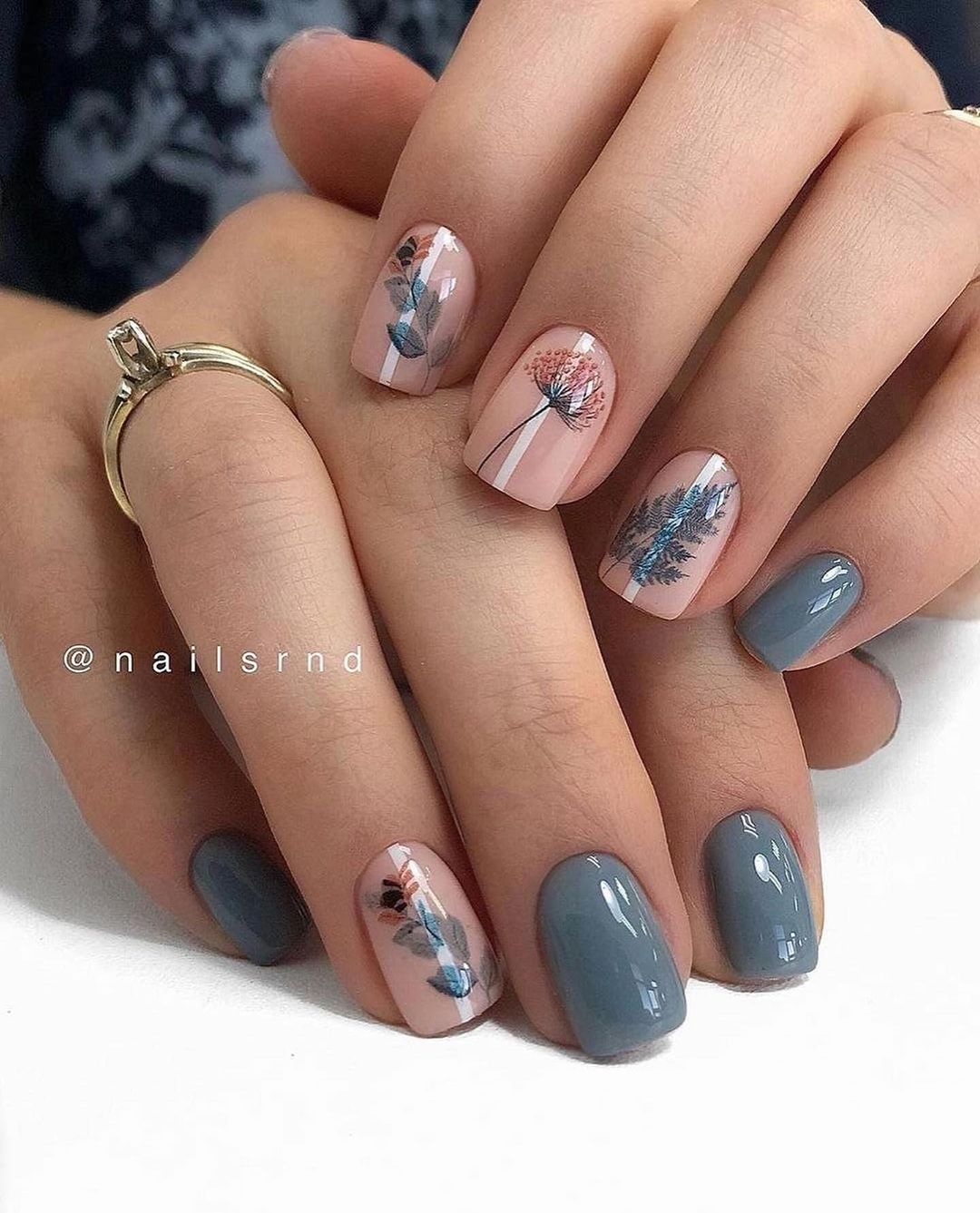 25 Trending Summer Nail Colors And Designs For 2021 images 8