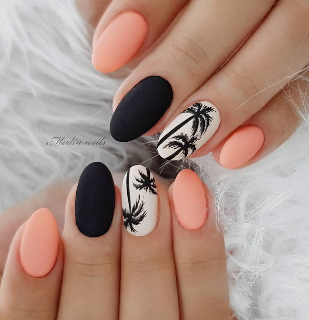 20 Trending Summer Nail Colors And Designs For 20